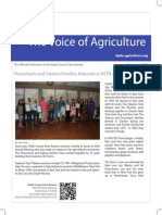 The Voice of Agriculture (December 2014)