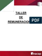 Taller de Remuneraciones