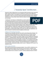 Pegasystems Insanely Open Architecture 2