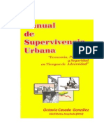 Manual de Supervivencia Urb 2da Edicion Ampliada Oct 2012