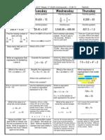 14 math hw q2 solve real-world problems
