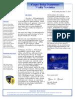 City Council Letter 20141213