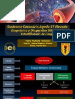 2. SICA STE - Diagnóstico