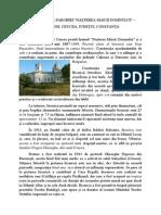 Istoricul Bisericii Parohiale Din Crucea