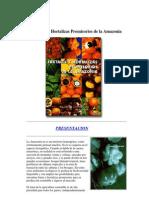 Frutales y Hortalizas Promisorios de La Amazonia