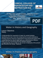 water in geography