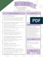 kaligentry-resume
