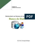Apostila - Banco de Dados - Dory - Normalização