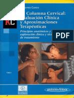 Evaluación clínica de la columna cervical