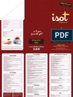 Takeaway Menu Low