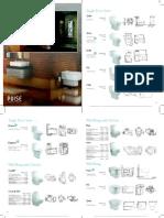 Parryware Sanitarywares Catalogue Pricelist