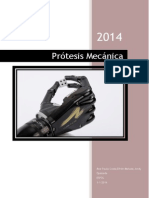 Prótesis Mecánica (word)