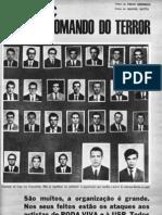 Revista O Cruzeiro denuncia o CCC