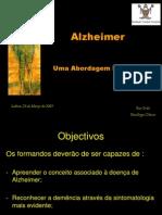 Alzheimer - Rui Grilo