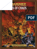 Warhammer FB - Army Book - Warhammer Armies Daemons of Chaos Official Update (7E) - 2012