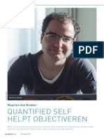 HEADline (December 2014) - Quantified Self