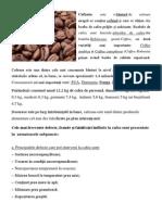 falsificarea cafelei