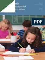 Informe 2014 sobre el estado del Sistema Educativo