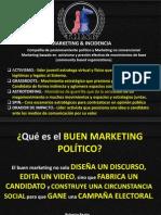 Marketing Político en Campaña