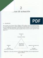 Áreas de actuación Psicología del Trabajo