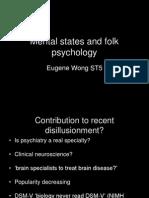 Folk Psychology