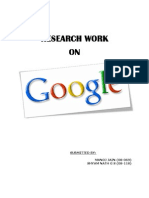 Google a Study