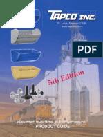 Catalogo de Cangilones TAPCO, INC.pdf