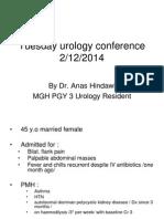 Autosomal Dominant Polycystic Kidney disease (ADPKD) & Pyelonephritis