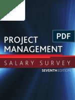 Pmi Salarysurvey 7th edition