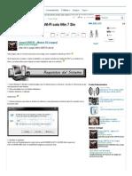 (1) Compartir Internet Por WI-FI Solo Win 7 Sin Programas - Taringa!