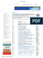 SSRC Proceedings