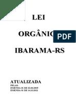 Lei Organica. Ibarama