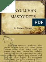 Penyuluhan Mastoiditis