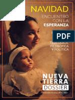 Navidad. Encuentro con la esperanza. Dossier Centro Nueva Tierra
