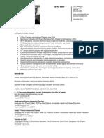 resume dec2014