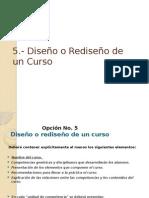 presentacion opcion 5