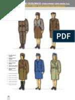 Czechoslovak Socialist Republic Ranks & Uniforms