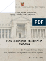 Plan Trabajo Francisco Tavara 051206