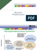IIT Blackfin Presentation