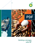 reporte anual de energía de BP (British Petroleum)