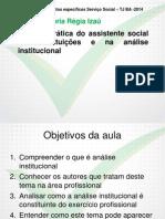 Sgc Tj Ba 2014 Intensivao Analista Assistente Social Conhec Especificos i 01 a 08