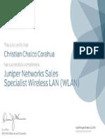 junipernetworkssalesspecialistwirelesslan(wlan)-20141022