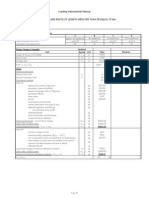 ISO 12217-1 Calculation Worksheet