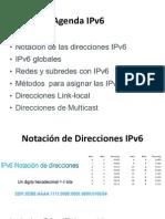 Direccionaiento IPv6