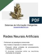 Redes Neurais 1