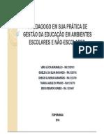 PAINEL - PROJETO GESTÃO DA EDUCAÇÃO EM AMBIENTES ESCOLARES E NÃO-ESCOLARES.pdf