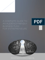 A Complete Guide to an Audience-Friendly Business Plan for Entrepreneurs