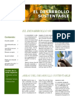 Boletin Sustentabilidad