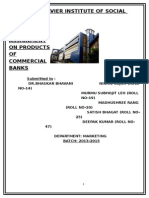 Banking Products Assignment FINAL 2