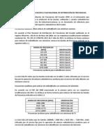 FRECUENCIAS AUXILIARES PNF